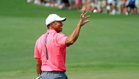 Nhà vé vui mừng khi Tiger Woods xác nhận thi đấu US Open vào tháng 6 tới đây