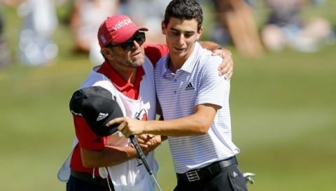 Lần đầu chơi chuyên nghiệp, cựu nghiệp dư số 1 thế giới đã về vị trí thứ 6 Valero Texas Open