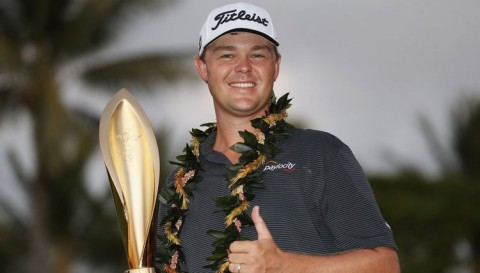 Patton Kizzire đánh bại James Hahn sau 6 lượt playoff giải Sony Open