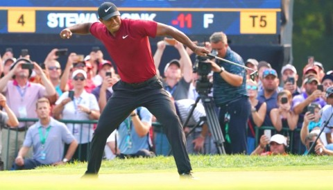 Tiger Woods: Chiến thắng một lần nữa