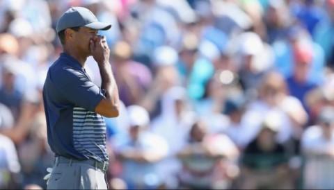 Vòng 1 US Open 2018: Các siêu sao nhăn mặt vì sân đấu quá khó, Tiger Woods có nguy cơ bị loại