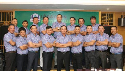 TTK VGA Nguyễn Văn Cựu tài trợ 100 triệu đồng cho tuyển Union Cup miền Bắc