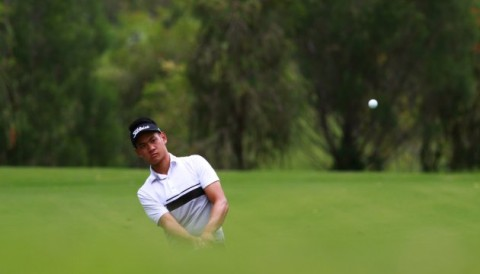 VAO 2018: Trương Chí Quân tiếp tục dẫn đầu, 4 golfer Singapore nằm trong top 10