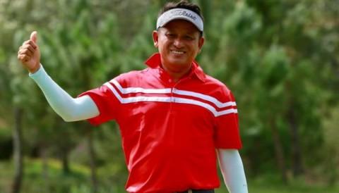 Golfer người Lào ghi HIO ở giải VĐQG 2018