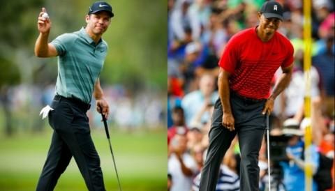 Paul Casey vô địch Valspar, Tiger Woods xếp sau với nhiều hơn 1 gậy