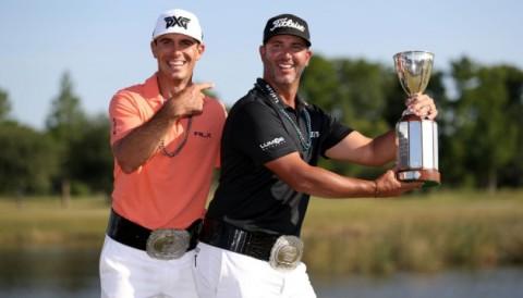 Vô địch Zurich Classic - Billy Horschel và Scott Piercy mỗi người nhận triệu đô la tiền thưởng