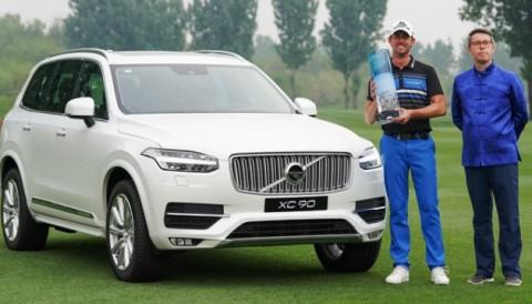 Alexander Bjork lên ngôi Volvo China Open