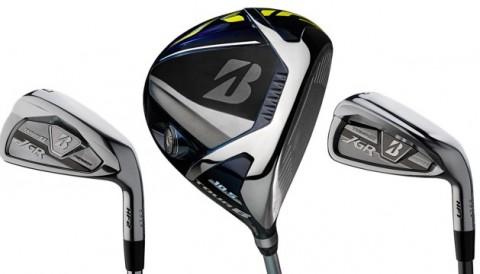 Dòng gậy Bridgestone Tour B JGR mới phù hợp với những golfer trung bình