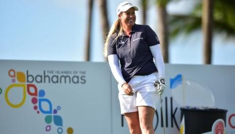 Nữ golfer được đặc cách thi đấu ở PGA TOUR