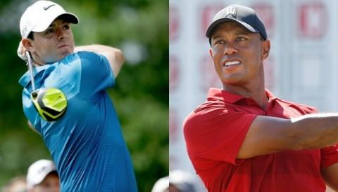 Rory McIlroy được đánh giá cao, Tiger Woods nằm ngoài nhóm ứng viên vô địch Wells Fargo Championship