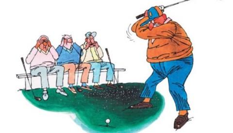 12 vấn đề hay gặp phải ở các golfer nghiệp dư