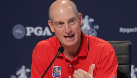 Đội trưởng Ryder Cup Mỹ là người gốc châu Âu