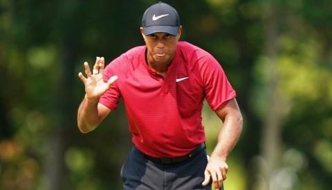 Tiger Woods nhận 1,18 triệu đô la khi về nhì ở PGA Championship 2018
