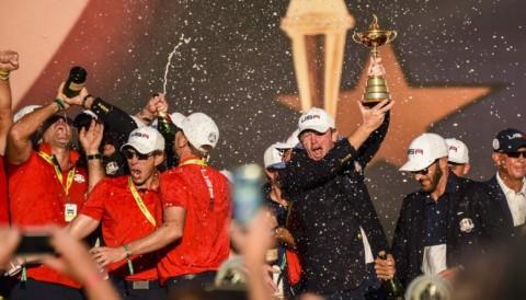 11 điều hoàn toàn khác biệt của Ryder Cup