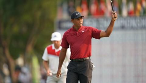 Tiger Woods từng có những bài tập lên đến 13 tiếng một ngày.