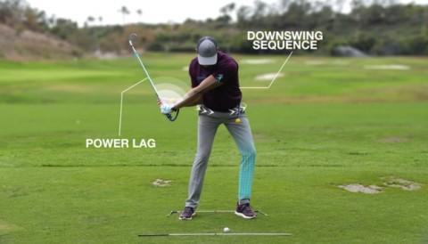 Cho những golfer muốn tăng tốc độ swing để cải thiện khoảng cách