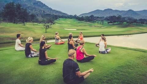 9 điều các golfer nên cân nhắc trước khi tập Yoga