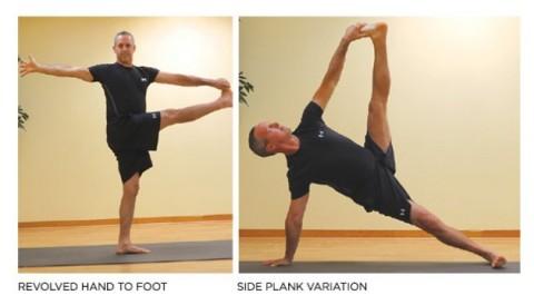 Cách Yoga cải thiện khả năng chơi golf của bạn