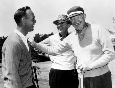 Những người bạn thân vô cùng nổi tiếng của Arnold Palmer