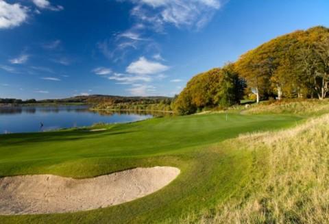 Thành phần cấu tạo của một sân golf
