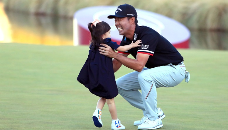Kevin Na thắng playoff, vô địch Shriners Hospitals for Children