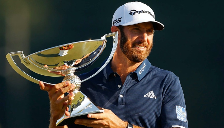 Dustin Johnson vô địch FedEx Cup