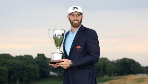 Dustin Johnson vô địch Travelers Championship 2020
