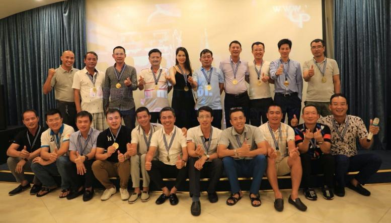 Lưỡng long giao đấu: CLB Hoàng Mai có chiến thắng thứ 2