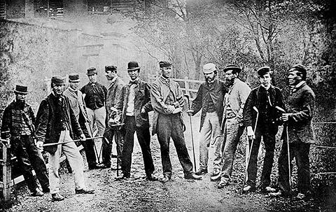 Câu lạc bộ golf đầu tiên trên thế giới và luật golf sơ khai