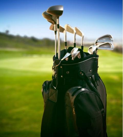 Các vật dụng cần thiết cho môn Golf