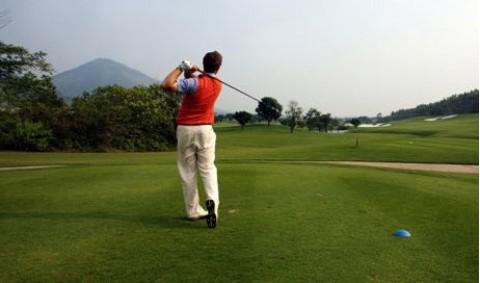 Vật xê dịch được trong khi chơi Golf