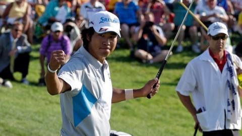 [Luật Golf] Matsuyama vô địch Memorial 2014 mà không có gậy Driver