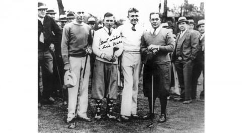 Golfer cuối cùng của The Masters năm 1934 qua đời ở tuổi 103