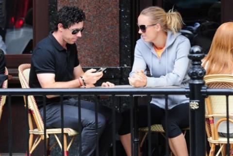 Rory McIlroy và Caroline Wozniacki: yêu nhau 3 năm bỏ chỉ mất ... 3 phút