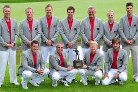 Đội tuyển Anh & Ireland lần thứ 6 vô địch Vivendi Seve Trophy