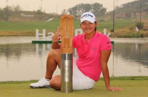 Yani Tseng vô địch LPGA HanaBank Championship