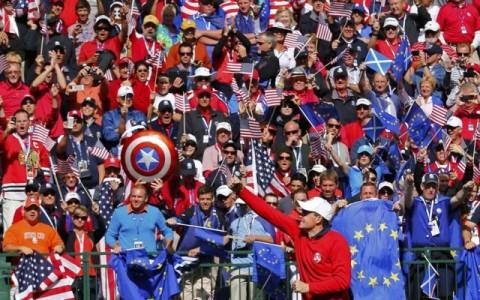 Lội ngược dòng, tuyển châu Âu bảo vệ danh hiệu Ryder Cup