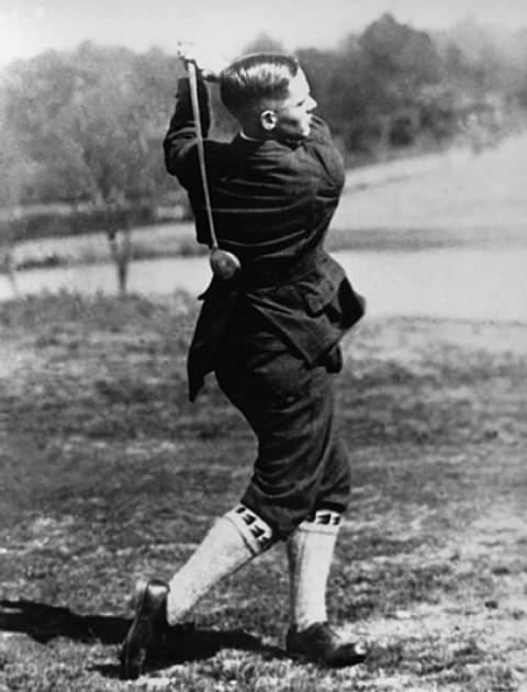 Những hiện tượng thần đồng trong golf