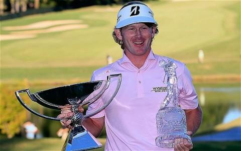 Vô địch FedEx Cup: Brandt Snedeker lọt vào Top 10 thế giới