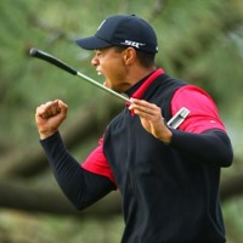 Tiger Woods vô địch giải Memorial và gây ấn tượng mạnh mẽ với Jack Nicklaus