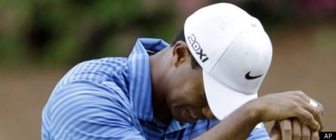Tiger Woods rơi khỏi top 50 Thế giới lần đầu tiên sau 15 năm