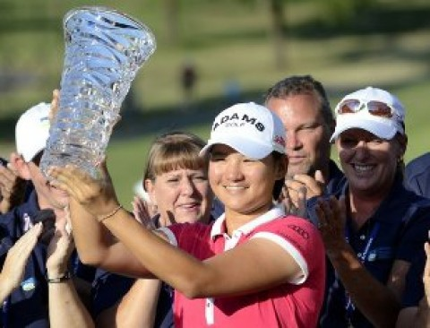 Tseng bay cao với danh hiệu thứ 10 tại LPGA