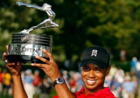 Tiger Woods vô địch giải Buick Openb