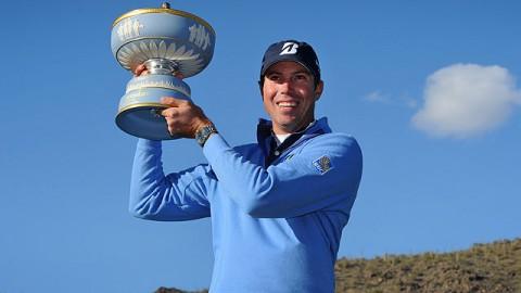 Matt Kuchar đánh bại Mahan lên ngôi vô địch giải WGC Accenture