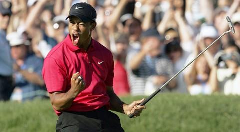 Tiger Woods rút lui khỏi US Open 2014