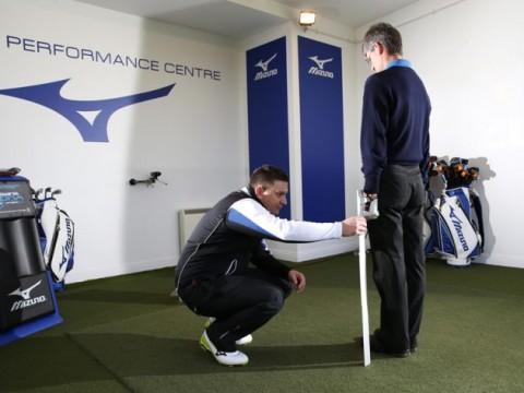 Chiều dài gậy golf với mỗi người như nào thì là hợp lý?